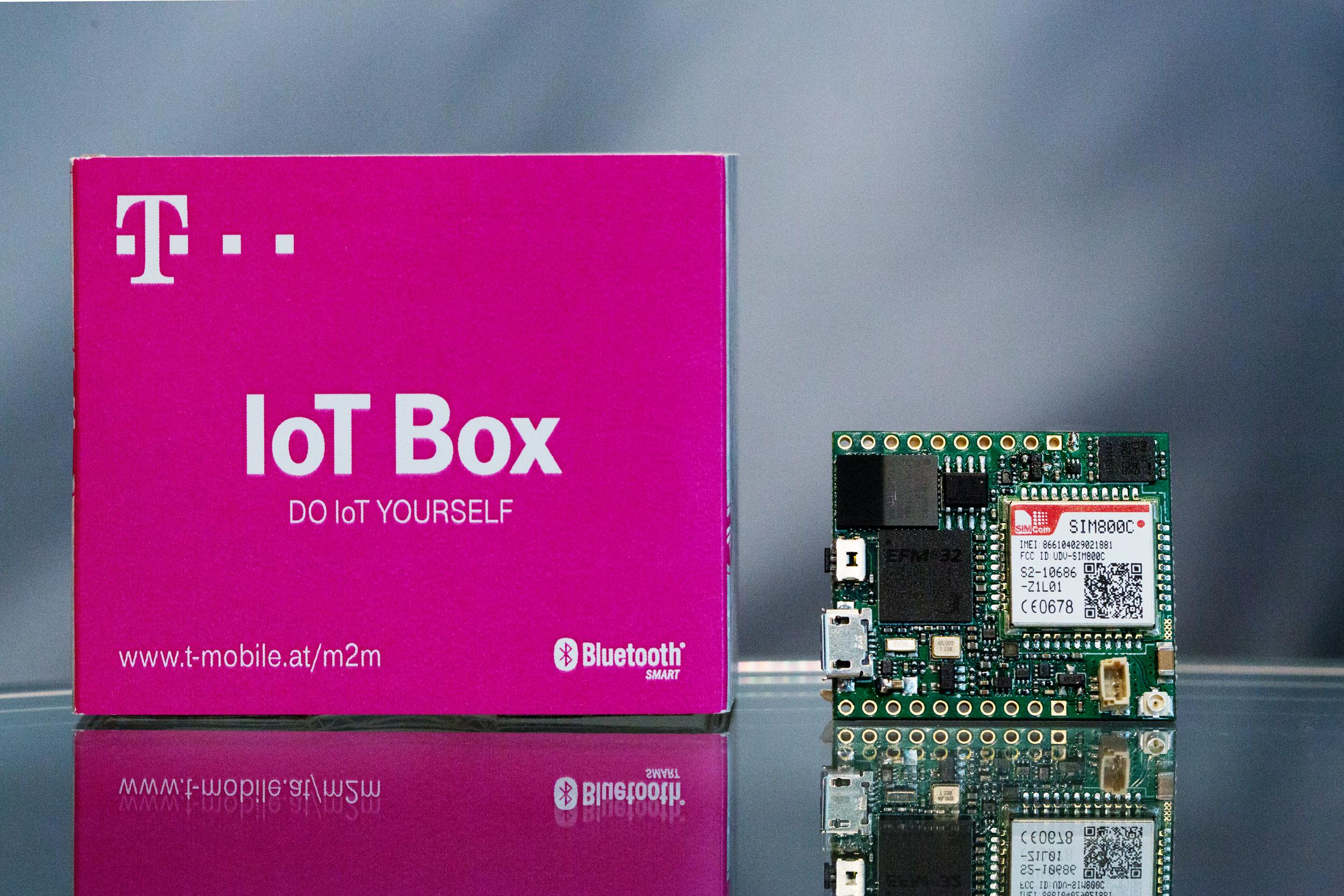 T-Mobile IoT-Box