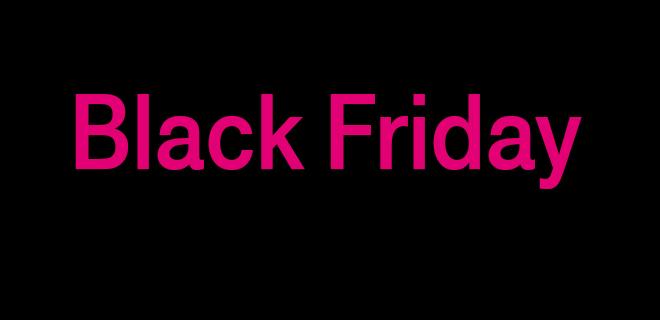 """""""Black Friday"""" bei T-Mobile Austria: Angebote für T-Mobile, tele.ring und UPC-Produkte"""