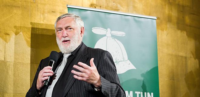 TUN-Jury-Vorsitzender Franz Fischler