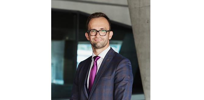 Mit 1. Oktober 2017 hat (MBA) Danjin Saletovic, 37, die Rolle des VP Retail Sales (Leiter Vertrieb) bei T-Mobile übernommen. (Rechte: T-Mobile, Marlena König)