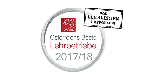 """T-Mobile als """"Österreichs Beste Lehrbetriebe – von Lehrlingen empfohlen"""" ausgezeichnet"""