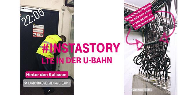 T-Mobile startet LTE in Wiener U-Bahn