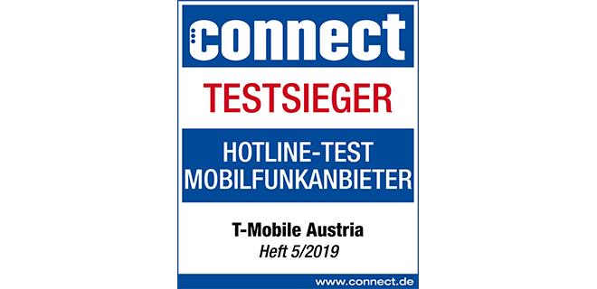 Connect: T-Mobile Austria hat die beste Kundenhotline Österreichs