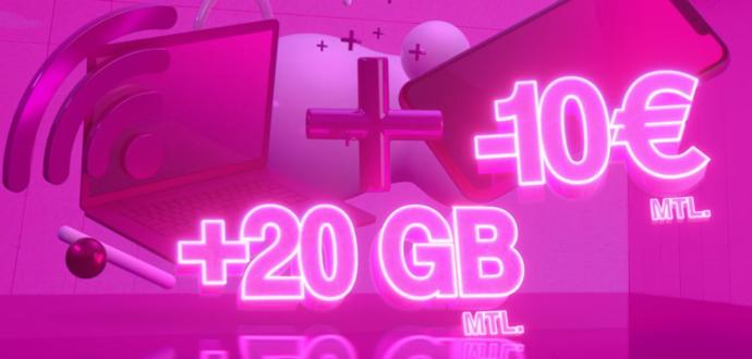 Loyal ist nicht egal: MagentaEINS-Vorteile bei Kombination von Internet und Mobilfunk