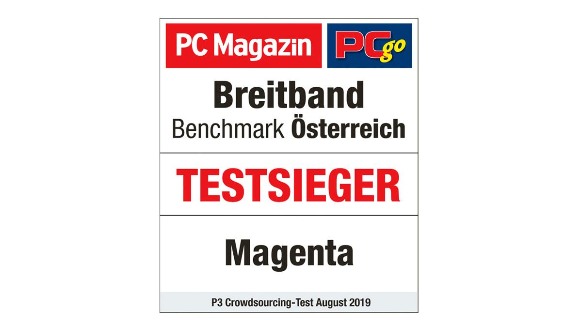 Magenta Telekom hat das beste Breitband-Internet Österreichs