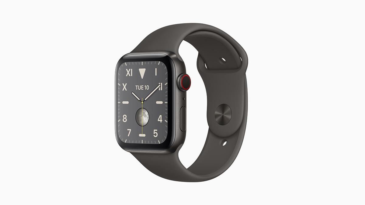 Apple Watch Series 5 mit integriertem Mobilfunk ab 13. Dezember bei Magenta Telekom erhältlich