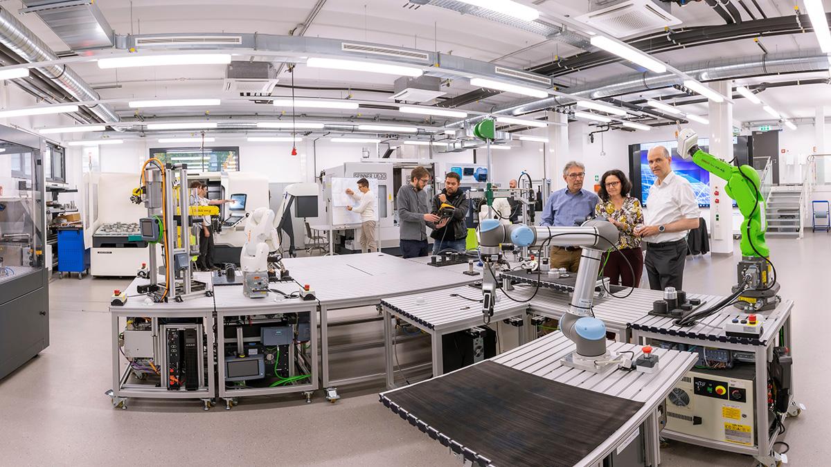 Magenta und TU Graz eröffnen 2020 erstes 5G Campus-Netzwerk als Forschungsplattform für Digitalfabriken der Zukunft