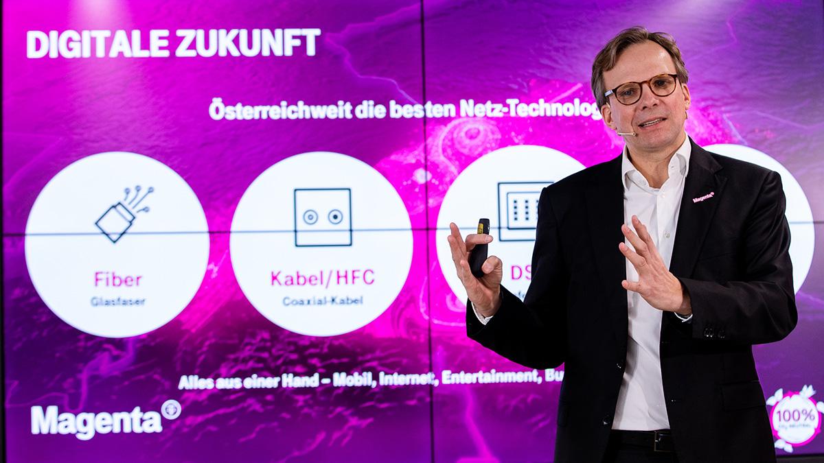 Magenta Telekom: Starkes Jahr 2019 mit Zuwächsen in allen Bereichen