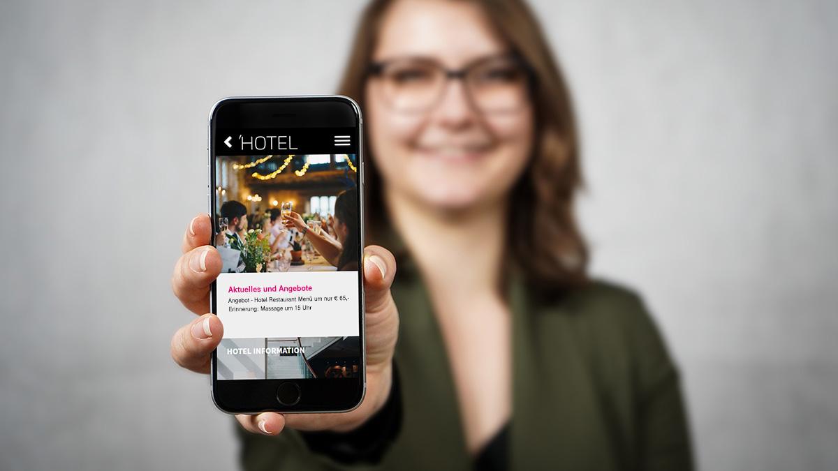 Re-Start der Hotellerie am 29. Mai: Magenta Telekom und goingsoft digitalisieren den Hotel-Aufenthalt