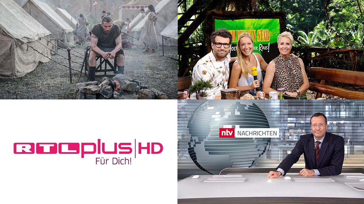 Neu bei Magenta TV: RTLplus Austria und ntv Austria ab sofort in HD verfügbar