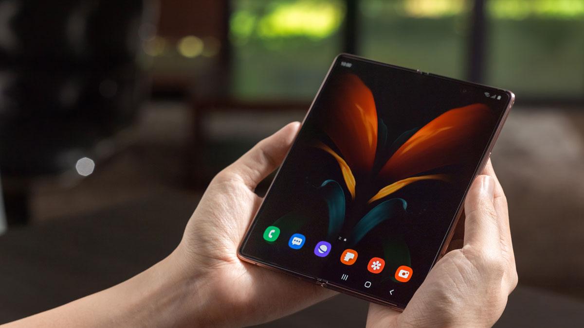 Samsung Galaxy Z Fold2 5G bei Magenta erhältlich