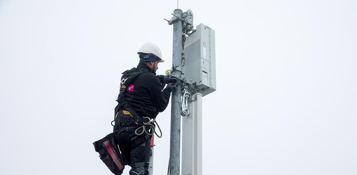 5G-Netzausbau zum Jahresende: 1.200 5G-fähige Standorte markieren neuen Meilenstein für Haushalte und Betriebe