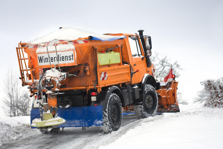 Mit smartem Winterdienst im Schneechaos bestehen