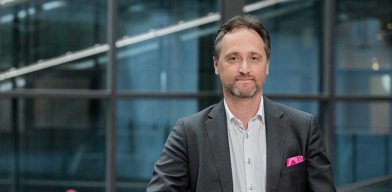 Werner Kraus wird neuer Geschäftsführer für Geschäftskunden von Magenta Telekom