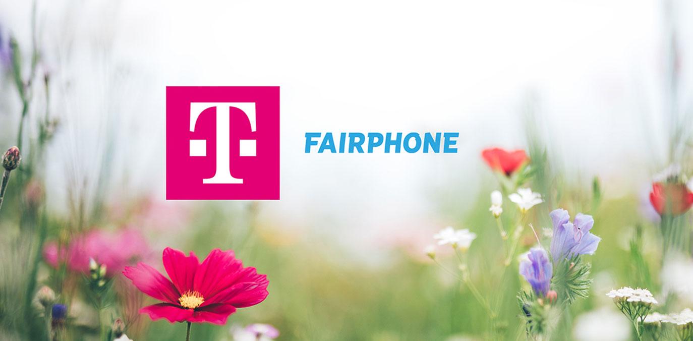 Deutsche Telekom und Fairphone bauen Zusammenarbeit aus