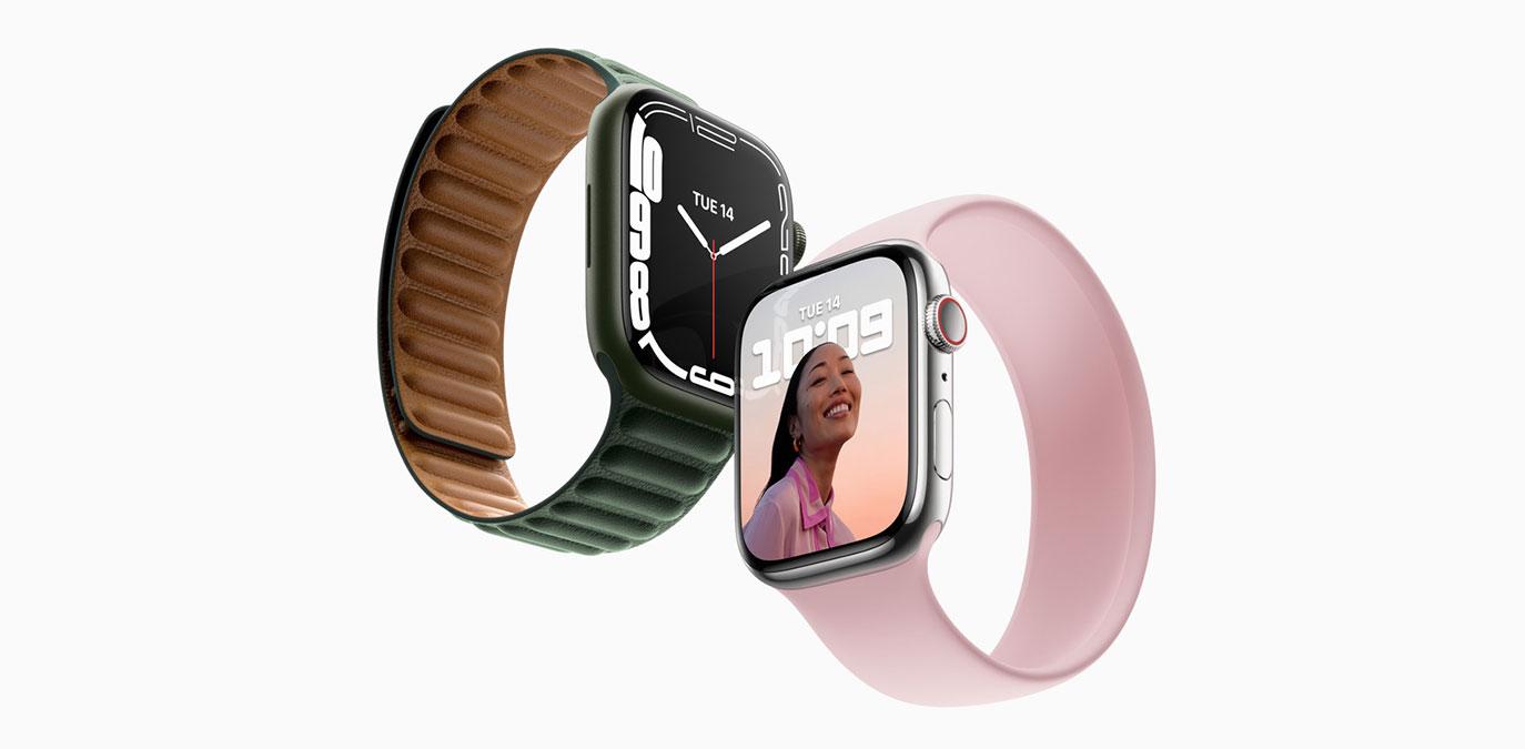 Neue Apple Watch Series 7 bei Magenta Telekom erhältlich